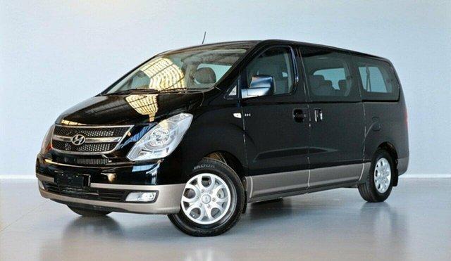 Used Hyundai iMAX TQ-W MY13 Thomastown, 2014 Hyundai iMAX TQ-W MY13 Black 5 Speed Automatic Wagon