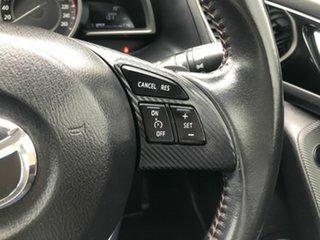 2016 Mazda 3 BM5238 SP25 SKYACTIV-Drive Silver 6 Speed Sports Automatic Sedan