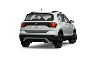 2021 Volkswagen T-Cross C1 MY21 85TSI DSG FWD Life White 7 Speed Sports Automatic Dual Clutch Wagon