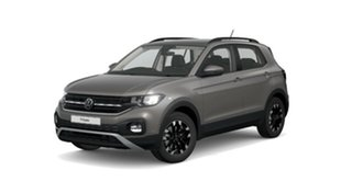 2021 Volkswagen T-Cross C1 MY21 85TSI DSG FWD Life Grey 7 Speed Sports Automatic Dual Clutch Wagon.