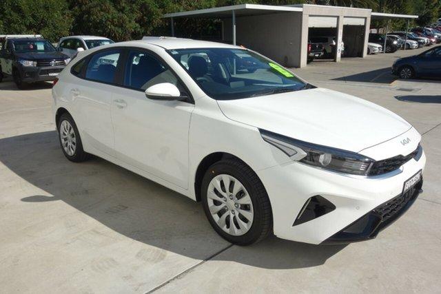 Used Kia Cerato BD MY21 S East Maitland, 2021 Kia Cerato BD MY21 S White 6 Speed Sports Automatic Hatchback
