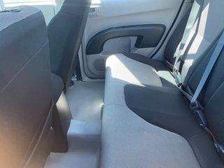 2012 Mitsubishi Triton MN MY12 GLX Double Cab 4x2 White 5 Speed Manual Utility