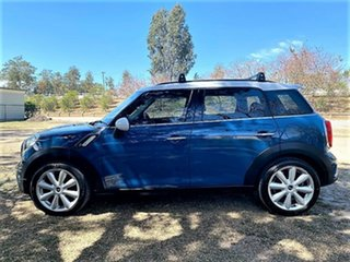 2011 Mini Countryman R60 Cooper S Surf blue 6 Speed Manual Wagon.