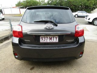 2009 Toyota Corolla ZRE152R Ascent Grey 4 Speed Automatic Hatchback.