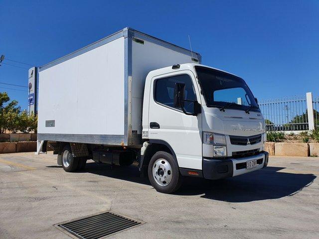 Used Mitsubishi Canter Truck Harristown, 2017 Mitsubishi Canter Canter Truck White Pantech