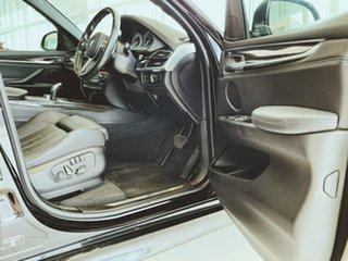 2016 BMW X5 F15 xDrive30d Black 8 Speed Sports Automatic Wagon