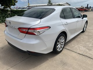 2019 Toyota Camry ASV70R Ascent White/040719 6 Speed Sports Automatic Sedan.