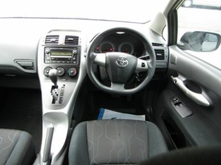 2009 Toyota Corolla ZRE152R Ascent Grey 4 Speed Automatic Hatchback