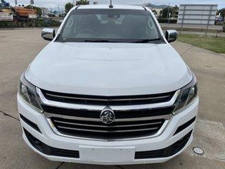 2017 Holden Colorado RG MY17 LTZ Pickup Crew Cab White/310517 6 Speed Sports Automatic Utility