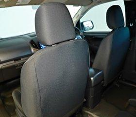 2016 Isuzu D-MAX MY15 SX Space Cab 4x2 High Ride White 5 Speed Sports Automatic Utility