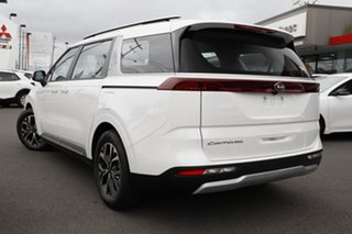 2021 Kia Carnival KA4 MY21 SI Snow White Pearl 8 Speed Automatic Wagon.