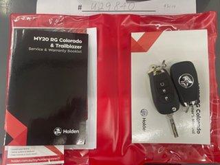 2019 Holden Colorado RG MY20 LTZ Pickup Crew Cab Dark Shadow Grey 6 Speed Sports Automatic Utility.
