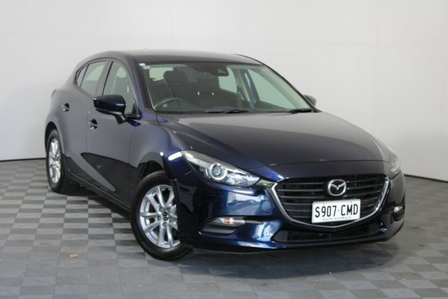 Used Mazda 3 BM5478 Neo SKYACTIV-Drive Wayville, 2016 Mazda 3 BM5478 Neo SKYACTIV-Drive Blue 6 Speed Sports Automatic Hatchback