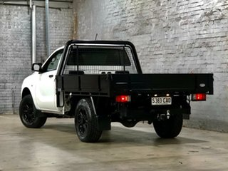 2019 Mazda BT-50 UR0YG1 XT White 6 Speed Sports Automatic Cab Chassis
