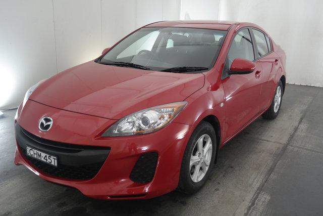 Used Mazda 3 BL10F2 Neo Activematic Maryville, 2012 Mazda 3 BL10F2 Neo Activematic Soul Red 5 Speed Sports Automatic Sedan
