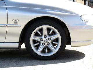 2002 Holden Berlina VX II Adventurine Silver 4 Speed Automatic Wagon