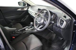 2016 Mazda 3 BM5478 Neo SKYACTIV-Drive Blue 6 Speed Sports Automatic Hatchback
