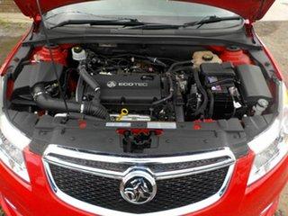 2014 Holden Cruze JH MY14 SRI Z-Series Red 6 Speed Automatic Sedan
