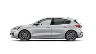 2021 Ford Focus SA 2021MY ST-Line Moondust Silver 8 Speed Automatic Hatchback.