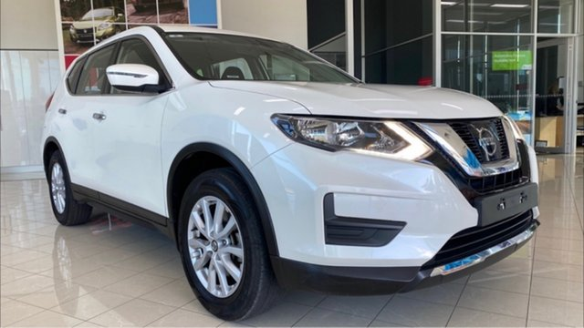 Used Nissan X-Trail T32 Series II ST X-tronic 4WD Cardiff, 2018 Nissan X-Trail T32 Series II ST X-tronic 4WD White 7 Speed Constant Variable Wagon