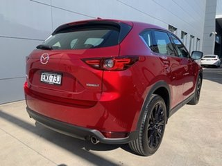 2021 Mazda CX-5 KF4WLA GT SKYACTIV-Drive i-ACTIV AWD SP Soul Red Crystal 6 Speed Sports Automatic.