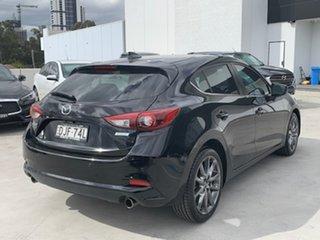 2016 Mazda 3 BN5236 SP25 SKYACTIV-MT Astina Black 6 Speed Manual Sedan.