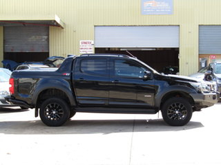 2018 Holden Colorado RG MY18 Z71 (4x4) Agate Black 6 Speed Automatic Crew Cab Pickup
