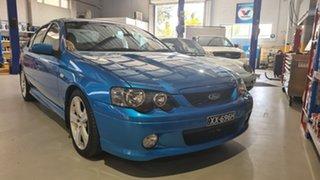 2004 Ford Falcon BA XR8 Blueprint 4 Speed Auto Seq Sportshift Sedan.