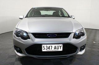 2012 Ford Falcon FG MkII XR6 Limited Edition Silver 6 Speed Sports Automatic Sedan.