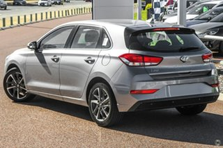 2021 Hyundai i30 PD.V4 MY21 Active Silver 6 Speed Sports Automatic Hatchback