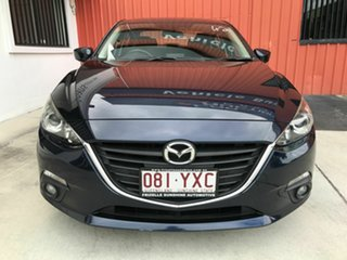 2014 Mazda 3 BM5236 SP25 SKYACTIV-MT Blue 6 Speed Manual Sedan.