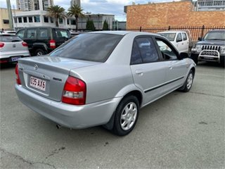 1999 Mazda 323 Protege 4 Speed Automatic Sedan.