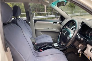 2010 Mitsubishi Challenger PB LS (7 Seat) (4x4) White 5 Speed Automatic Wagon