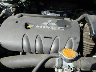 2007 Mitsubishi Outlander ZG MY08 LS (7 Seat) Silver 6 Speed CVT Auto Sequential Wagon
