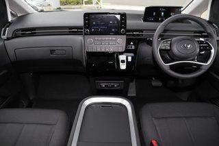 2021 Hyundai Staria US4.V1 MY22 2WD Moonlight Blue 8 Speed Sports Automatic Wagon