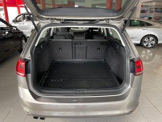 2014 Volkswagen Golf VII MY14 90TSI DSG Grey 7 Speed Sports Automatic Dual Clutch Hatchback
