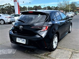 2021 Toyota Corolla Mzea12R Ascent Sport Eclipse Black 10 Speed Constant Variable Hatchback