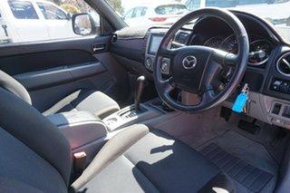 2011 Mazda BT-50 UNY0E4 SDX White 5 Speed Automatic Utility