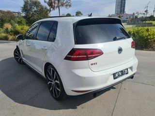2015 Volkswagen Golf VII MY16 GTI DSG Performance White 6 Speed Sports Automatic Dual Clutch.