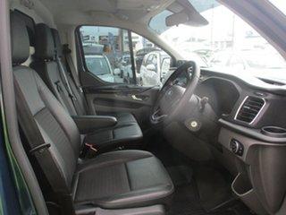 2020 Ford Transit Custom VN MY21 320S Sport (SWB) Blue 6 Speed Automatic Van