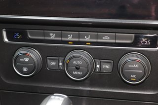 2017 Volkswagen Golf 7.5 MY18 110TSI DSG Comfortline Yellow 7 Speed Sports Automatic Dual Clutch