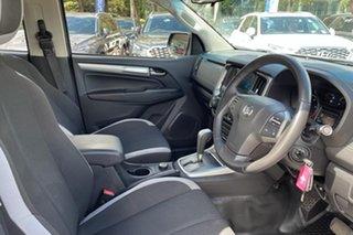 2019 Holden Colorado RG MY20 LS (4x4) Black 6 Speed Automatic Crew Cab Pickup