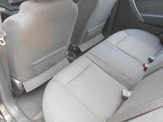 2006 Holden Barina TK MY07 Black 5 Speed Manual Sedan