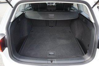 2015 Volkswagen Golf VII MY15 90TSI DSG Comfortline Pure White 7 Speed Sports Automatic Dual Clutch