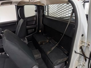 2015 Isuzu D-MAX MY15 SX Space Cab White 5 Speed Manual Cab Chassis