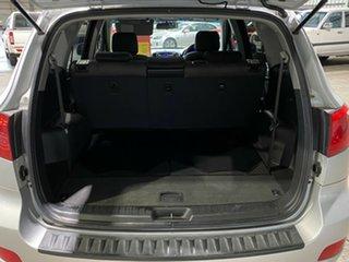 2007 Hyundai Santa Fe CM MY07 SLX Silver 5 Speed Sports Automatic Wagon