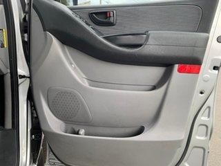 2016 Hyundai iLOAD TQ3-V Series II MY16 Silver 5 Speed Manual Van