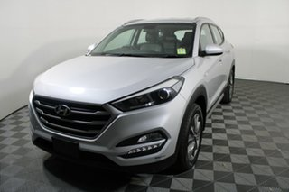 2018 Hyundai Tucson TL3 MY19 Active X 2WD Silver 6 Speed Automatic Wagon.