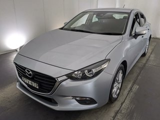 2017 Mazda 3 BN5478 Neo SKYACTIV-Drive Silver 6 Speed Sports Automatic Hatchback.