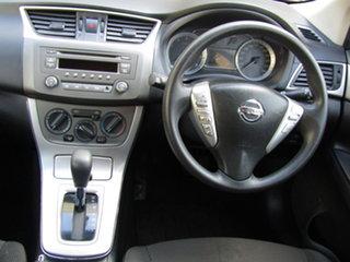2013 Nissan Pulsar C12 ST Burgundy 1 Speed Constant Variable Hatchback